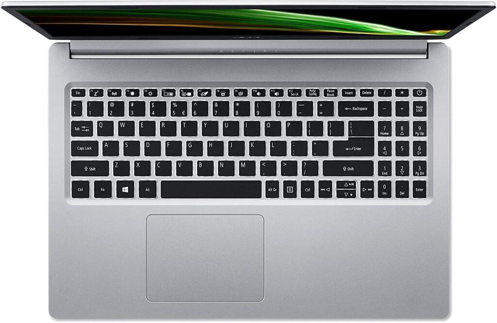 Acer Aspire 5 A515 45 R1YC keyboard