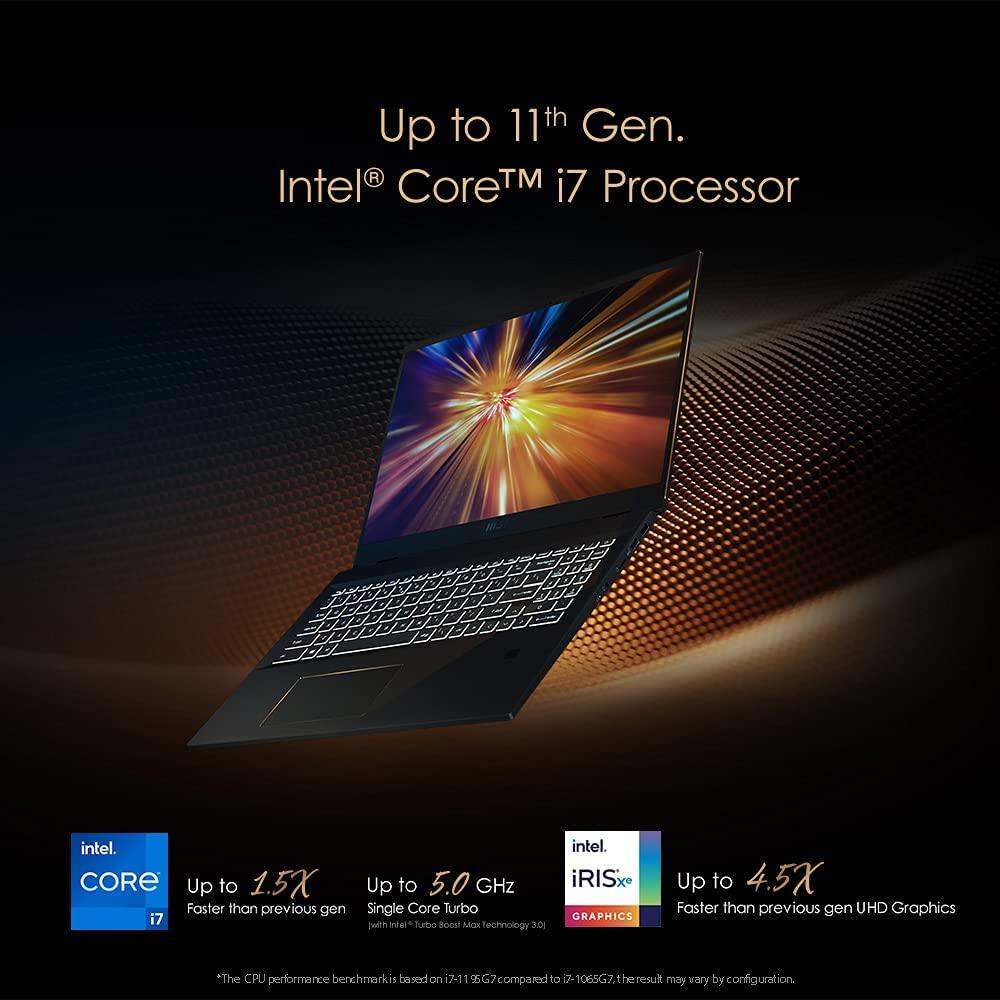 MSI Summit E16 FLIP 2021 Laptops Specs