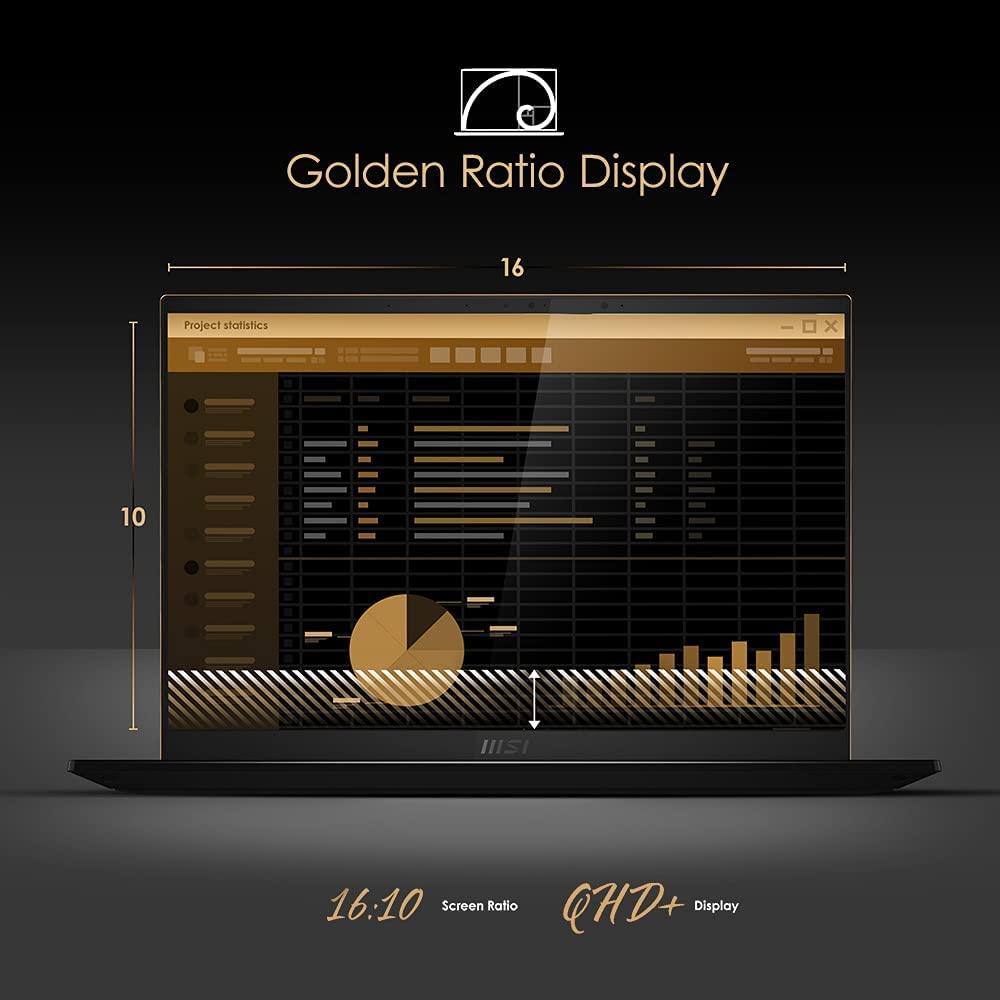 MSI Summit E16 FLIP 2021 Laptops features