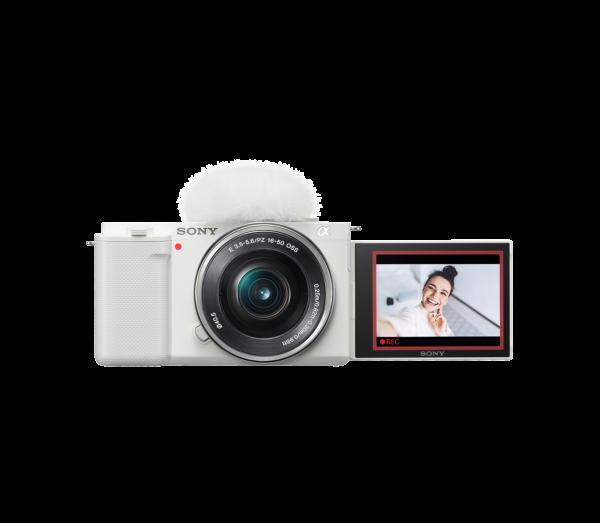 Sony Alpha ILCZV E10L W