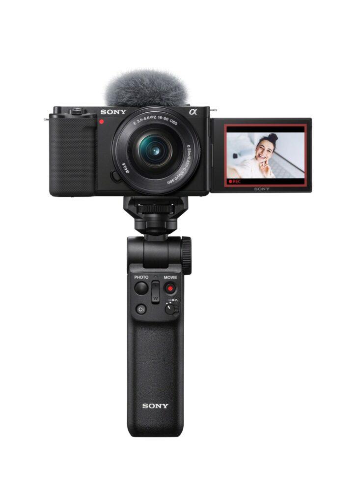 Sony ZV E10 grip