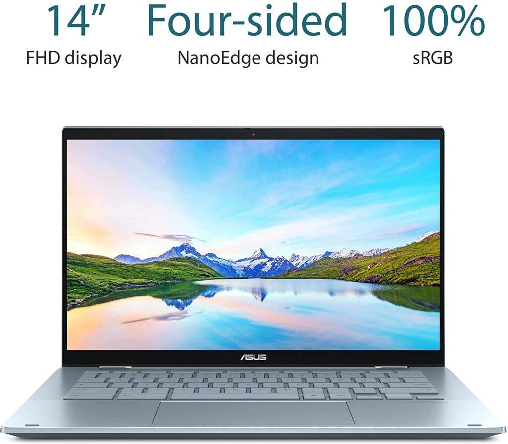 ASUS Chromebook Flip CX5 CX5400FMA DN388T display