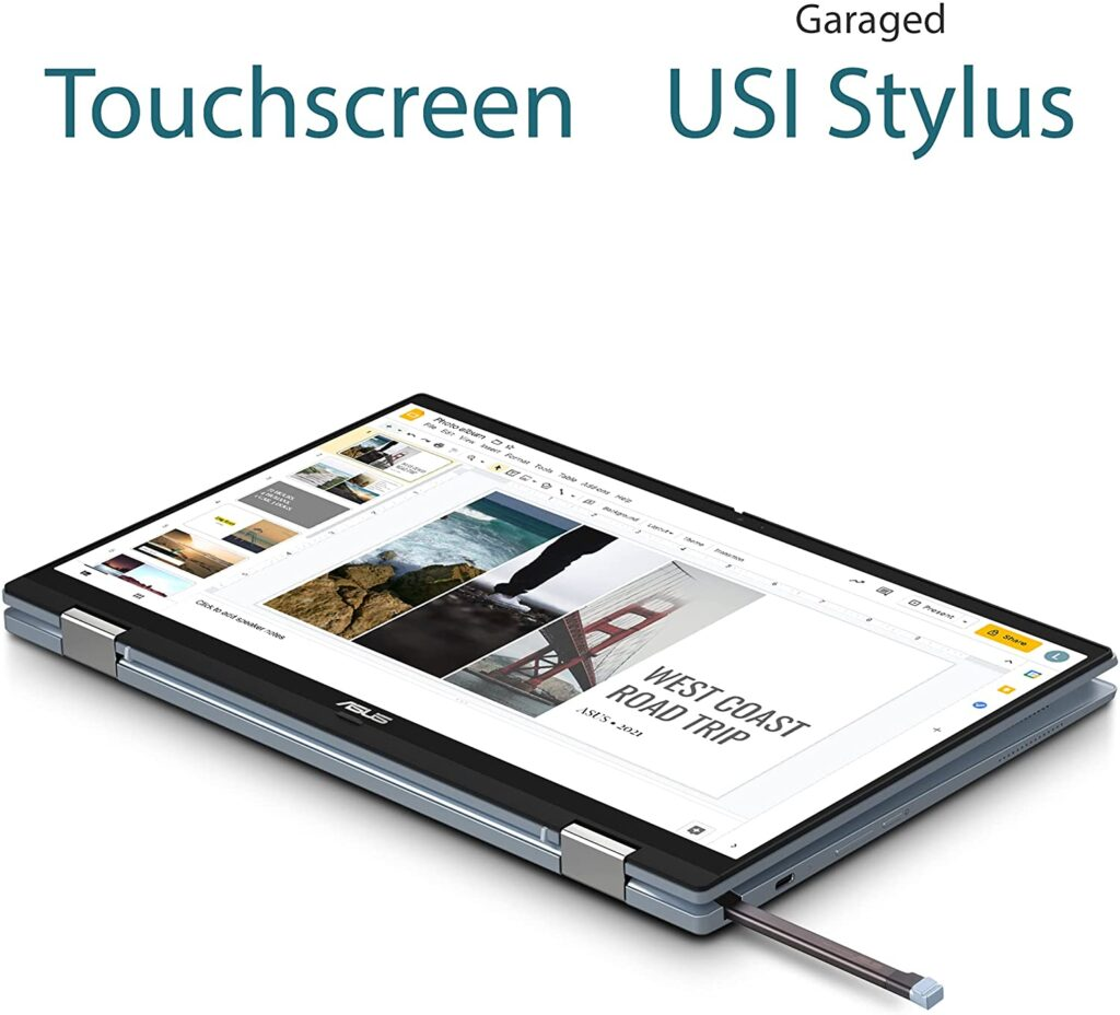 ASUS Chromebook Flip CX5 CX5400FMA DN388T stylys