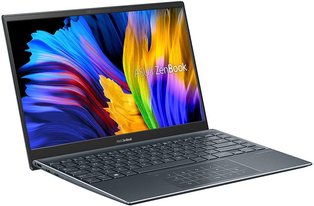 ASUS ZenBook 14 UM425QA ES51 side view