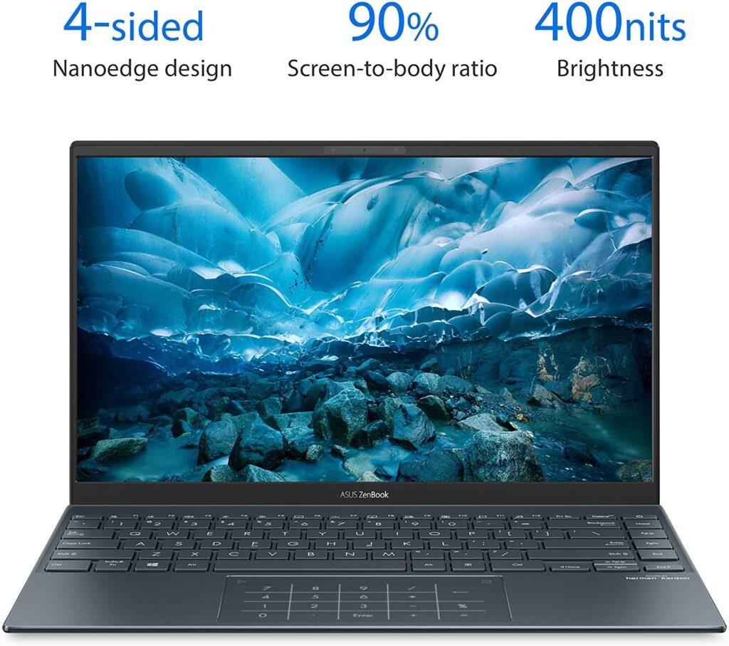 ASUS ZenBook 14 UM425QA XS99 display