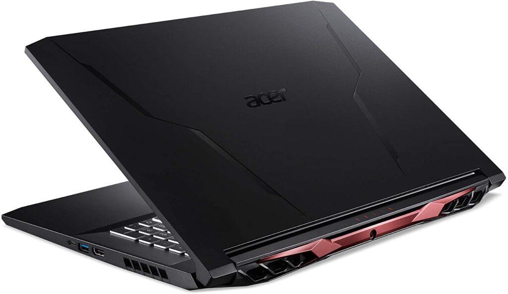 Acer Nitro 5 AN517 41 R3NX back