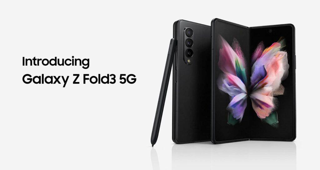 Samsung Galaxy Z Fold 3 5G India