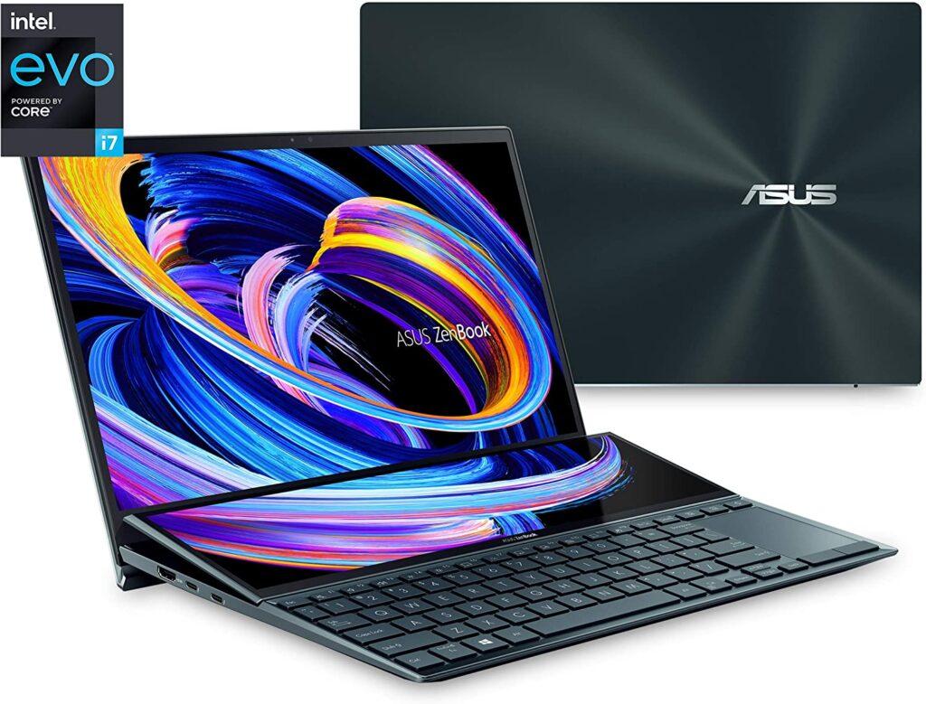 ASUS ZenBook Duo 14 UX482EAR DB71T