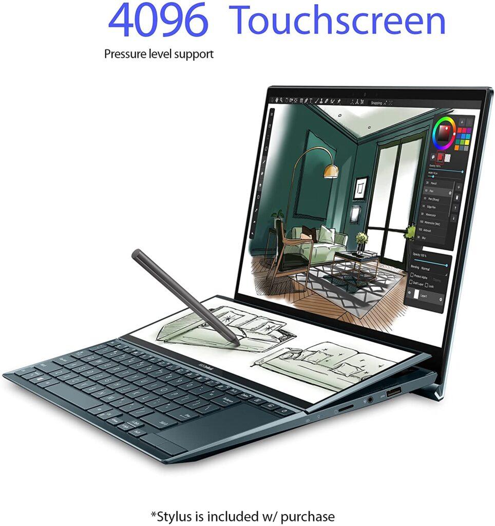 ASUS ZenBook Duo 14 UX482EAR DB71T 1 1