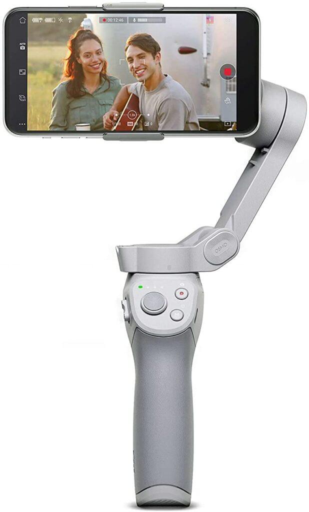 DJI OM 5 Smartphone Gimbal Stabilizer