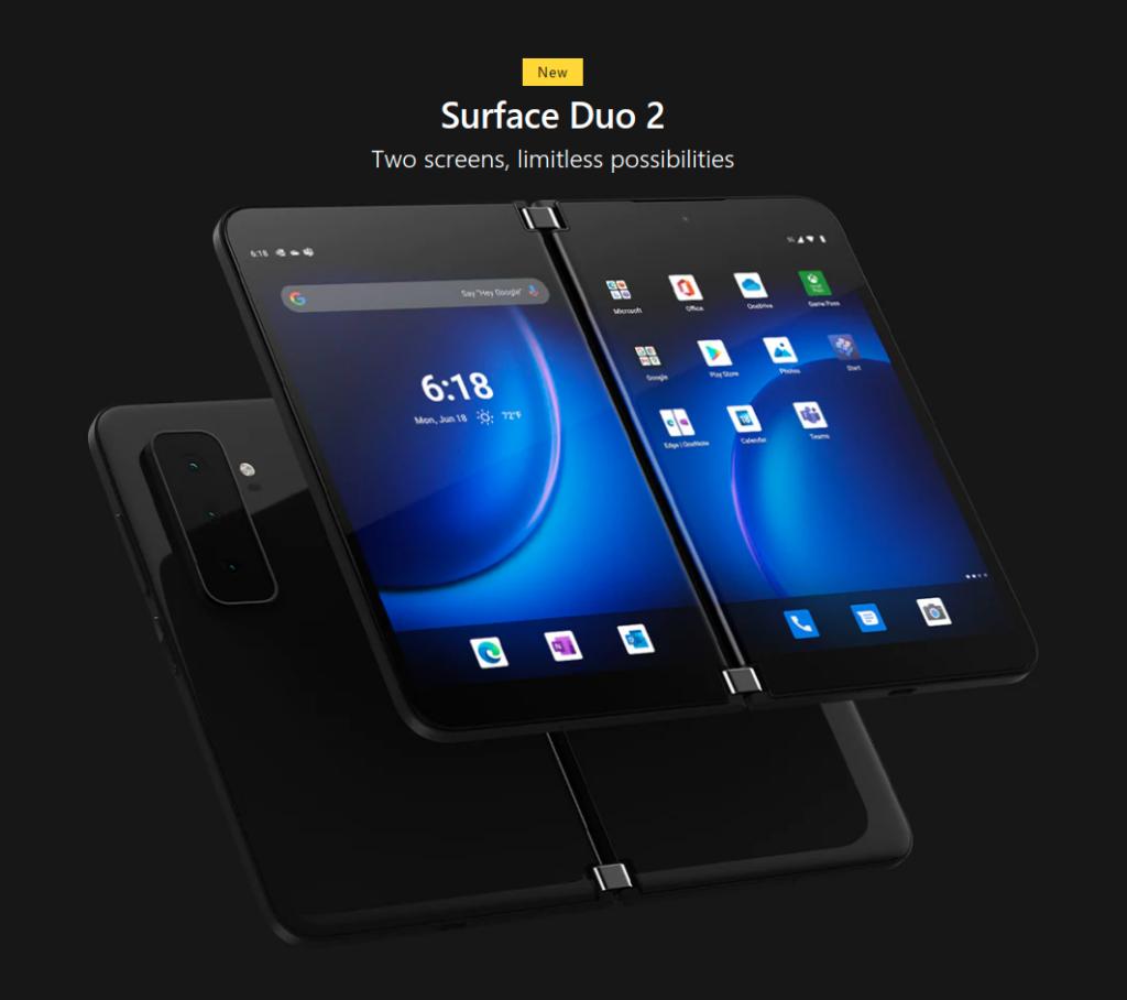 Microsoft Surface Duo 2 5G