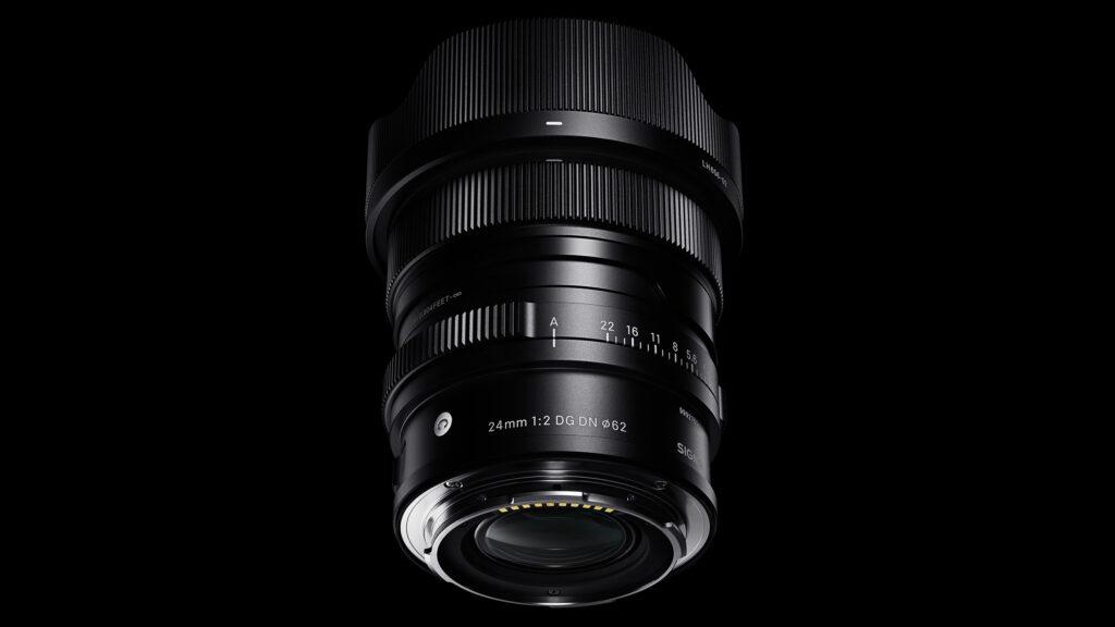 Sigma 24mm F2 DG DN Contemporary Lens