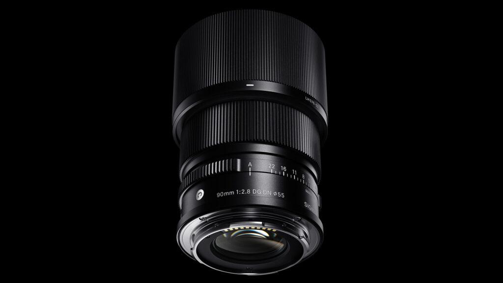 Sigma 90mm F2.8 DG DN Contemporary Lens