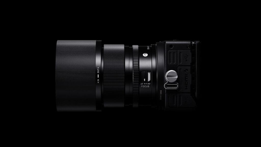 Sigma 90mm F2.8 DG DN Contemporary Lens 1 1