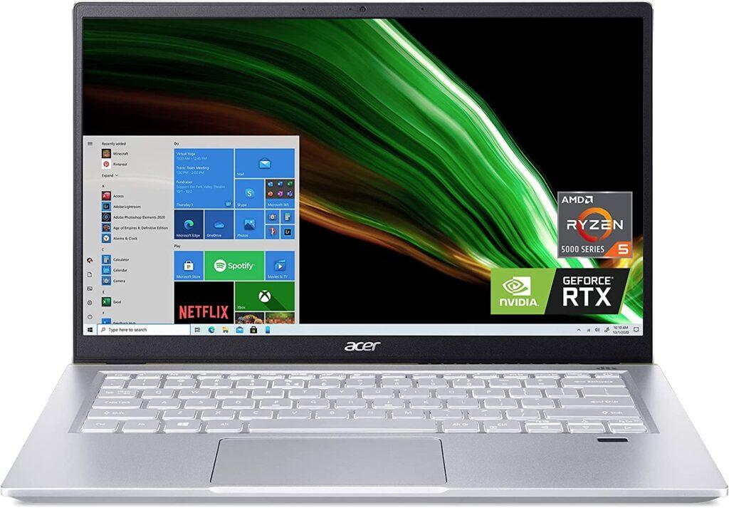 Acer Swift X SFX14 41G R0SG