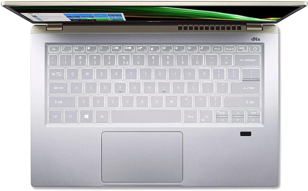Acer Swift X SFX14 41G R0SG keyboard