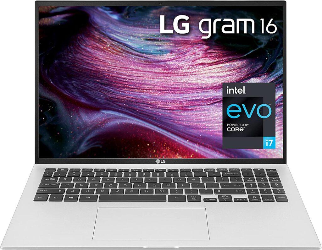 LG Gram 16Z90P Silver