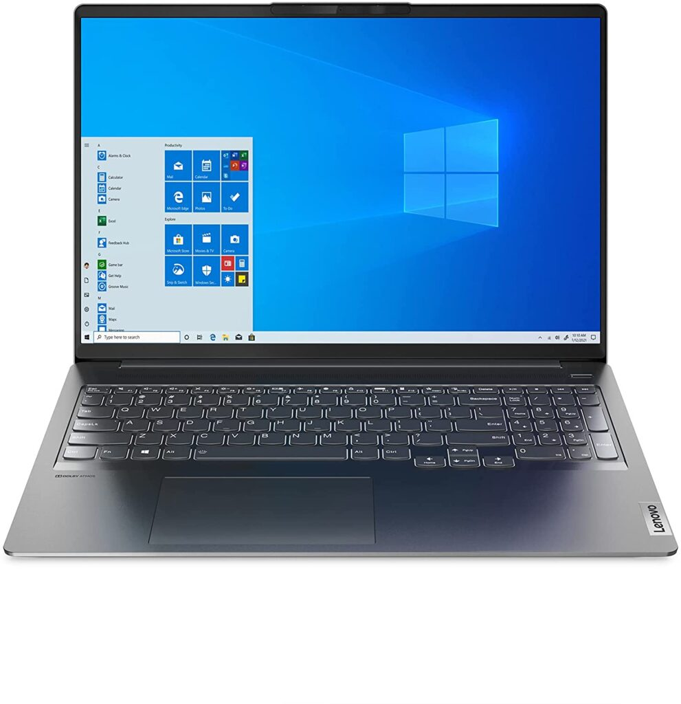 Lenovo IdeaPad 5i Pro 82L9006QUS