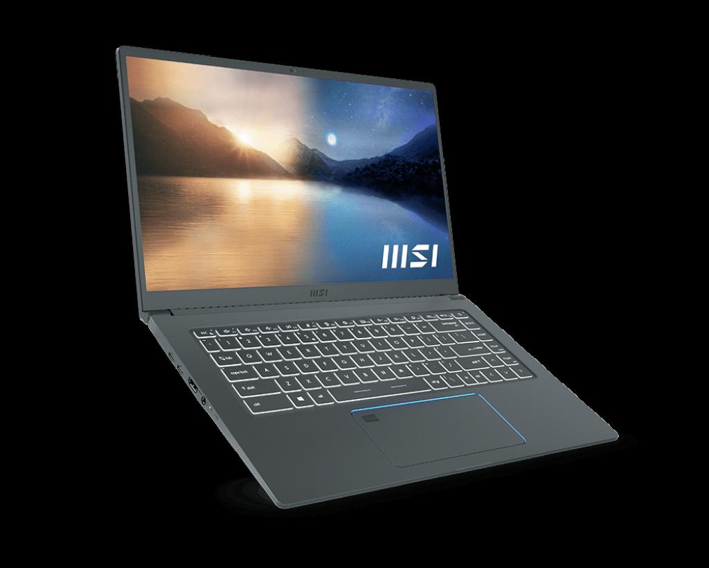 MSI Prestige 15 A11SC 045 keyboard