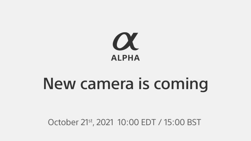 Sony Alpha A7M4 ILCE 7M4