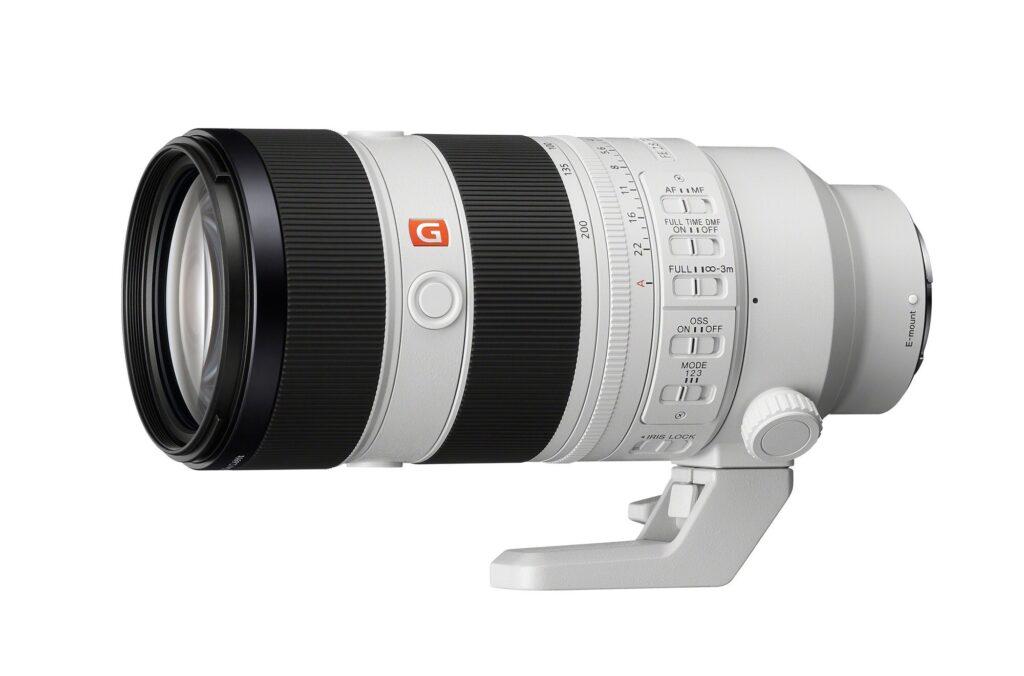 Sony FE 70 200mm F2.8 GM OSS II