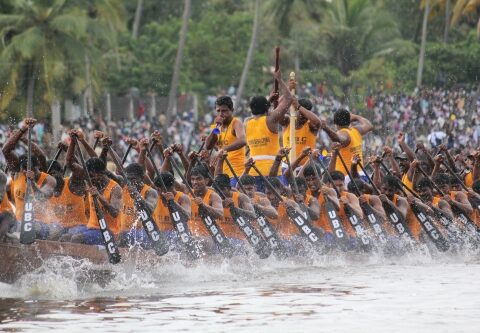 Nehru Trophy Boat Race, Snakeboat Race, Kerala, Monsoon Floods