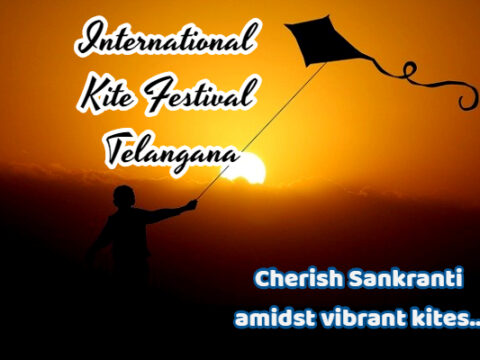 International Kite Festival Telangana, Kite Festival 2020, Kites