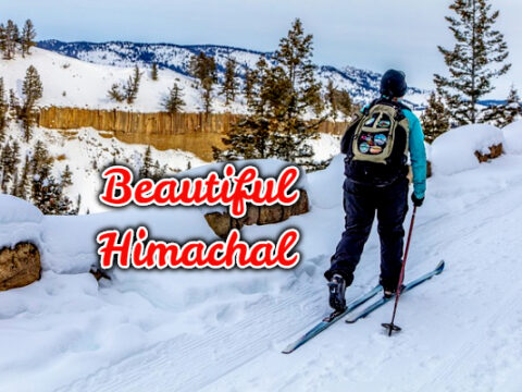 Winter destination, Himachal Pradesh