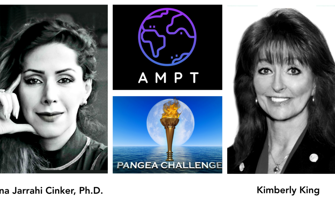 HumanTec and Pangea Challenge Join Forces with AMPT to Fight Global Pandemics and Build a Better World