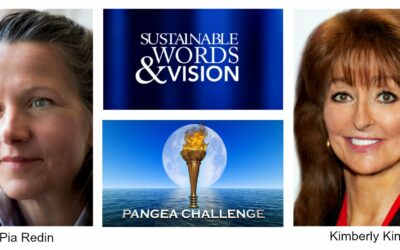 Pia Redin (SWE) and Pangea Challenge Come Together for Sustainable Future