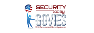 2018 Govies Government Security Award