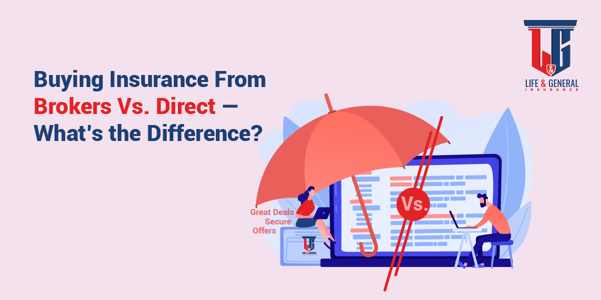 Buying Insurance: Direct vs Brokers Guide