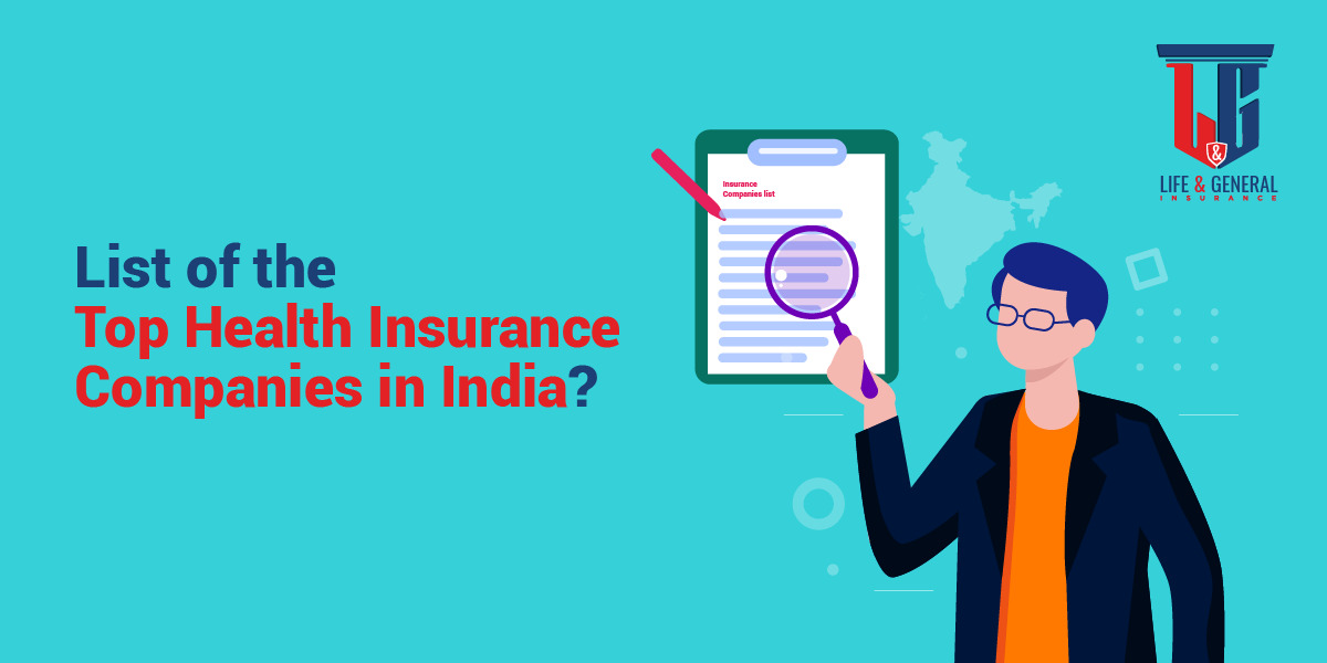 Top Health Insurance Companies in India