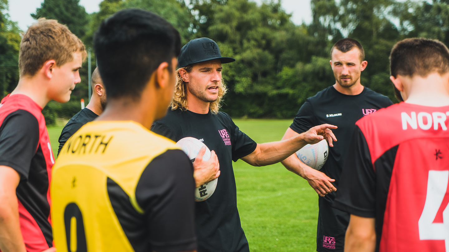 Ultimate Rugby Sevens partner with Areté Performance