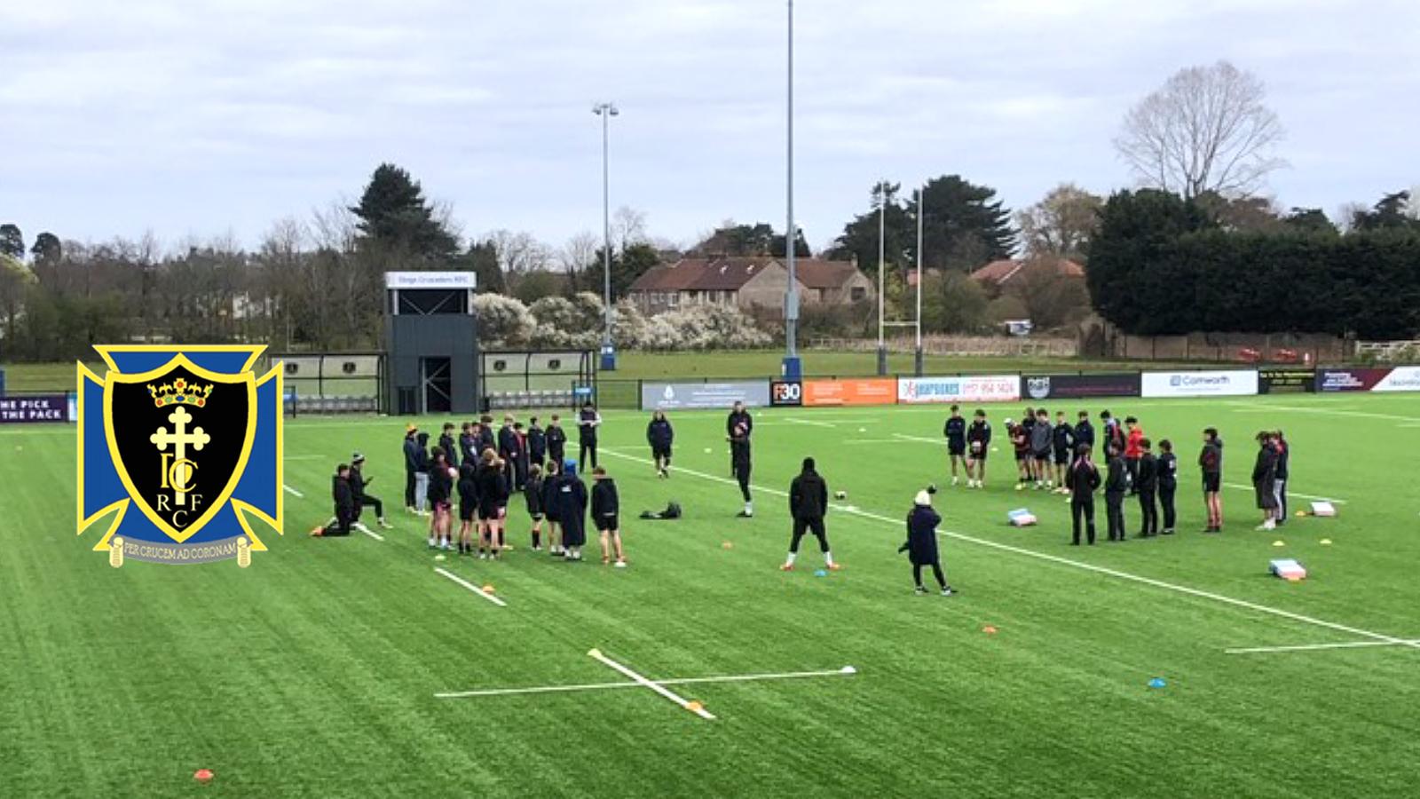 UR7s at Dings Crusaders Rugby Football Club 2021