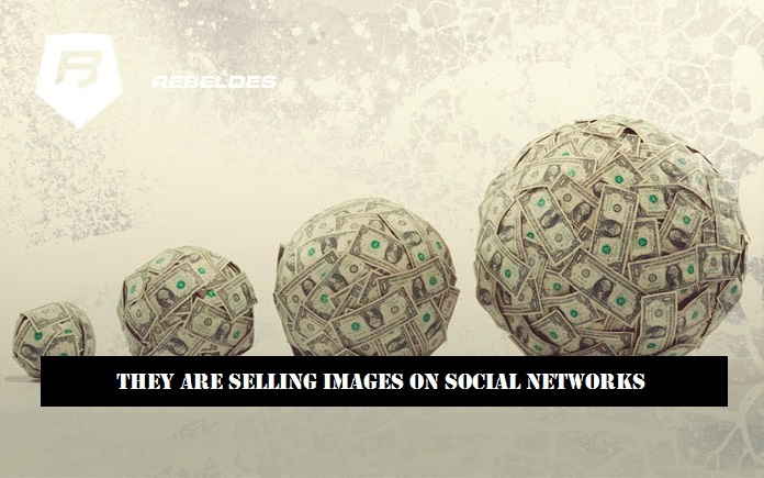 Selling Images on Social Networks