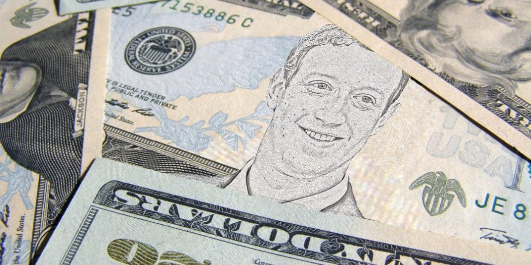 Pay for Facebook