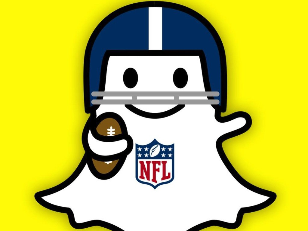 Snapchat continue advertising in the Super Bowl