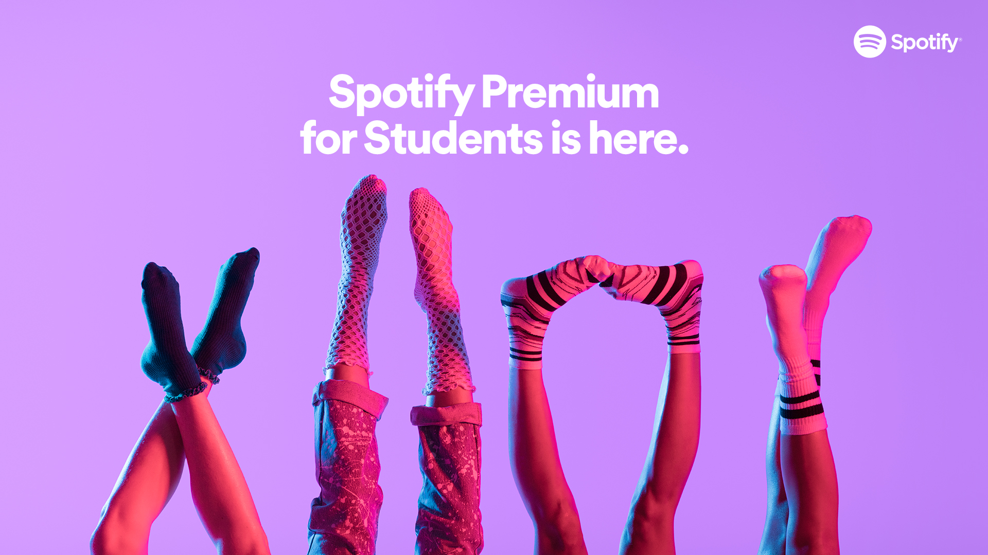 Spotify Premium for Students