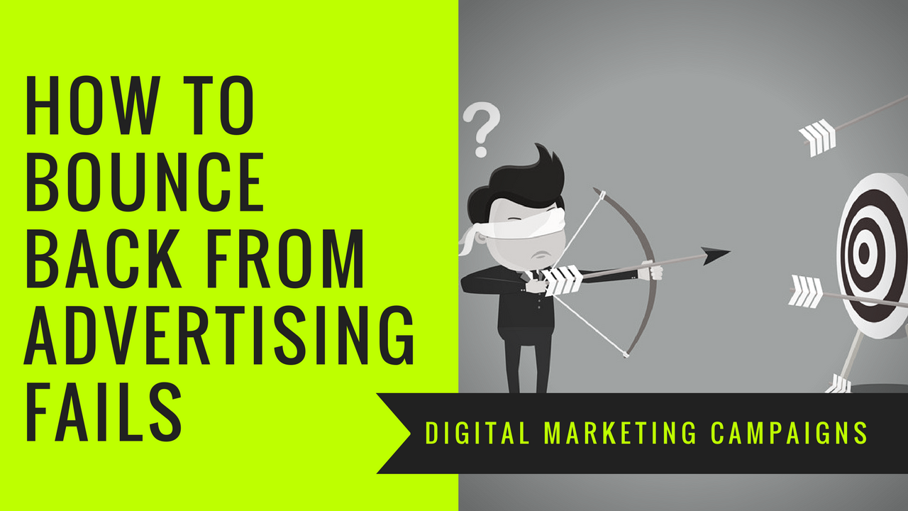 Digital Marketing Campaigns Advertising Fails