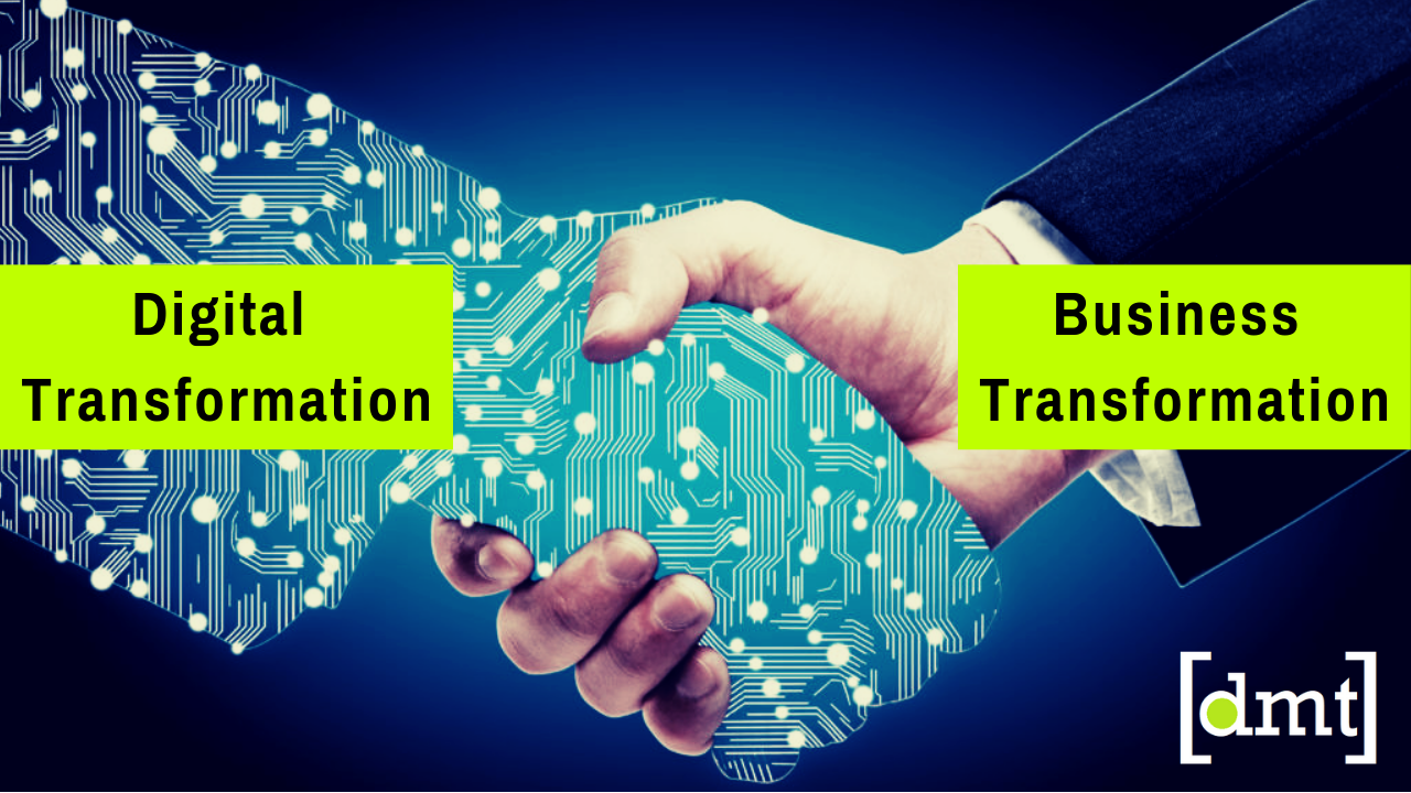 Digital transformation the need of the hour for business transformation
