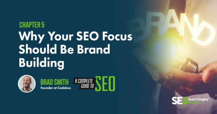 SEO for Brand Building