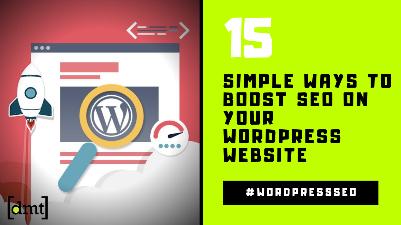 15 simple ways to boost SEO on your WordPress website