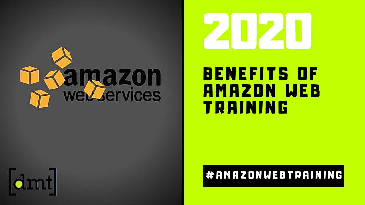 Benefits of Amazon Web Training