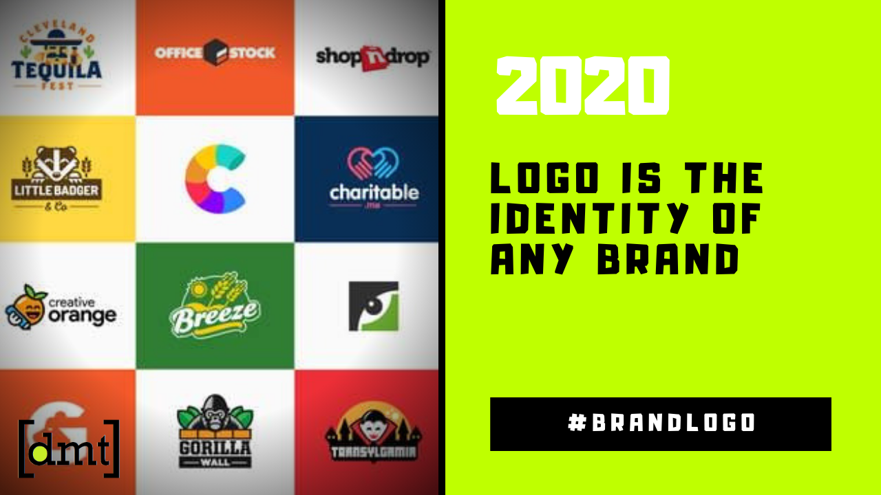 Logo Is The Identity Of Any Brand