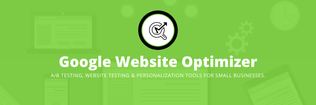 GOOGLE WEBSITE OPTIMIZER SERVICES AGENCY IN INDIA