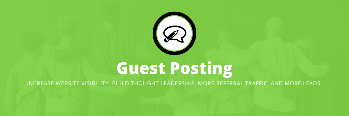 GUEST POSTING AGENCY IN INDIA