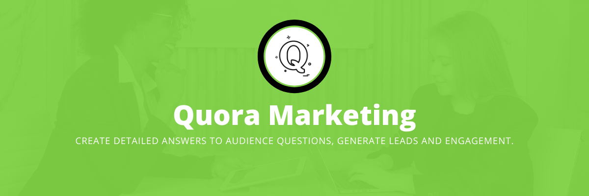 QUORA MARKETING AGENCY IN INDIA