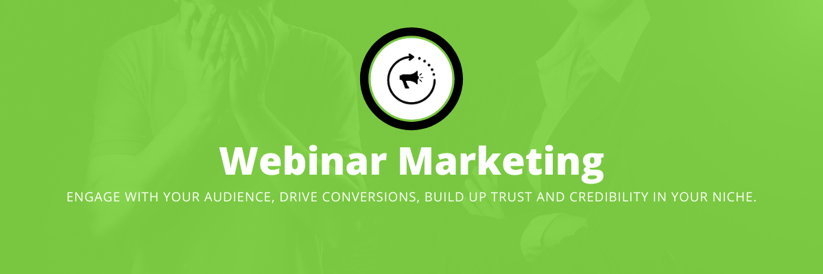 WEBINAR MARKETING AGENCY IN INDIA