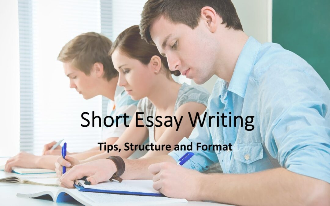 short essay writing tips